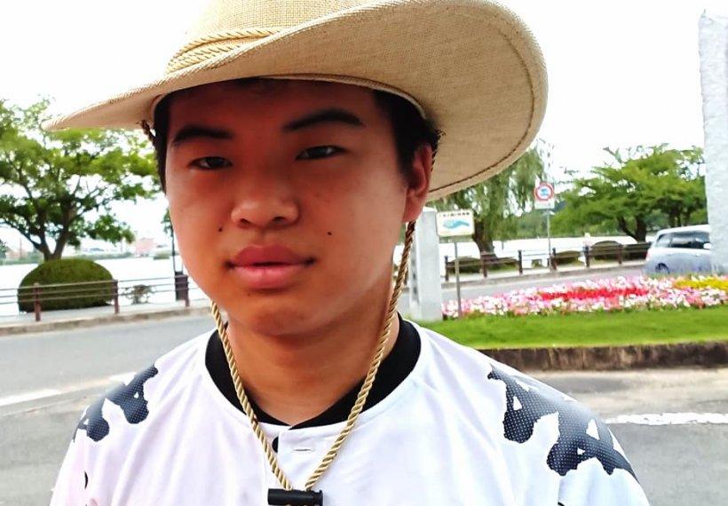 よっちゃんベトナム帽子